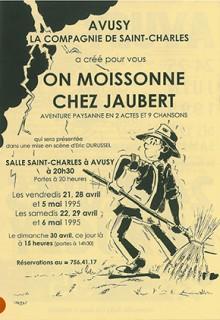Avusy Théâtre 1995