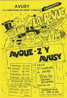 Avusy Théâtre 2000