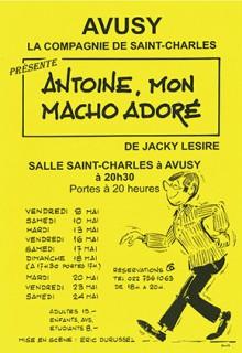 Avusy Théâtre 2003