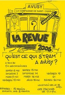 Avusy Théâtre 2006