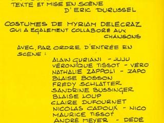Rôles suite 2 2000 La Revue