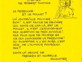 Texte intro 2013 La perruche et le poulet